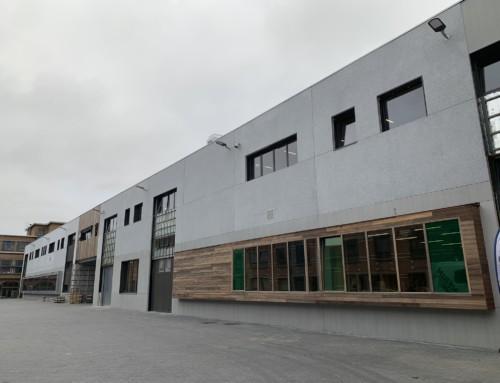VTI-Aalst – Nieuwbouw Hout & Metaal